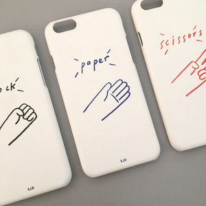 [Phone case] Rock Scissors Paper! _01