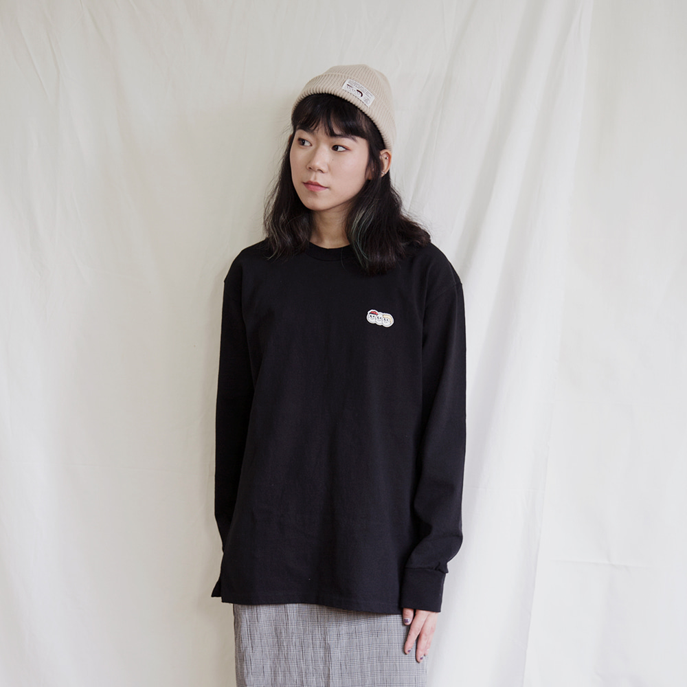 [Apparel] O,LD! long sleeves_black