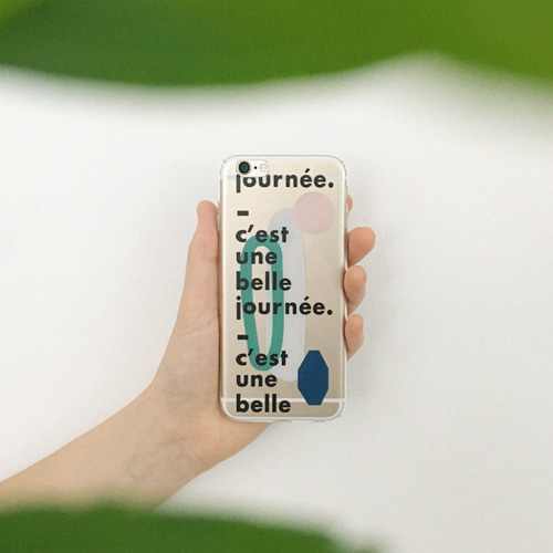 [Phone case] Belle_Jelly