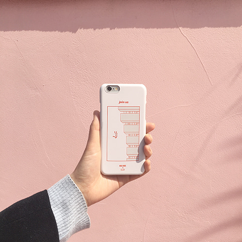 [O,LD! X High-rise] Phone case