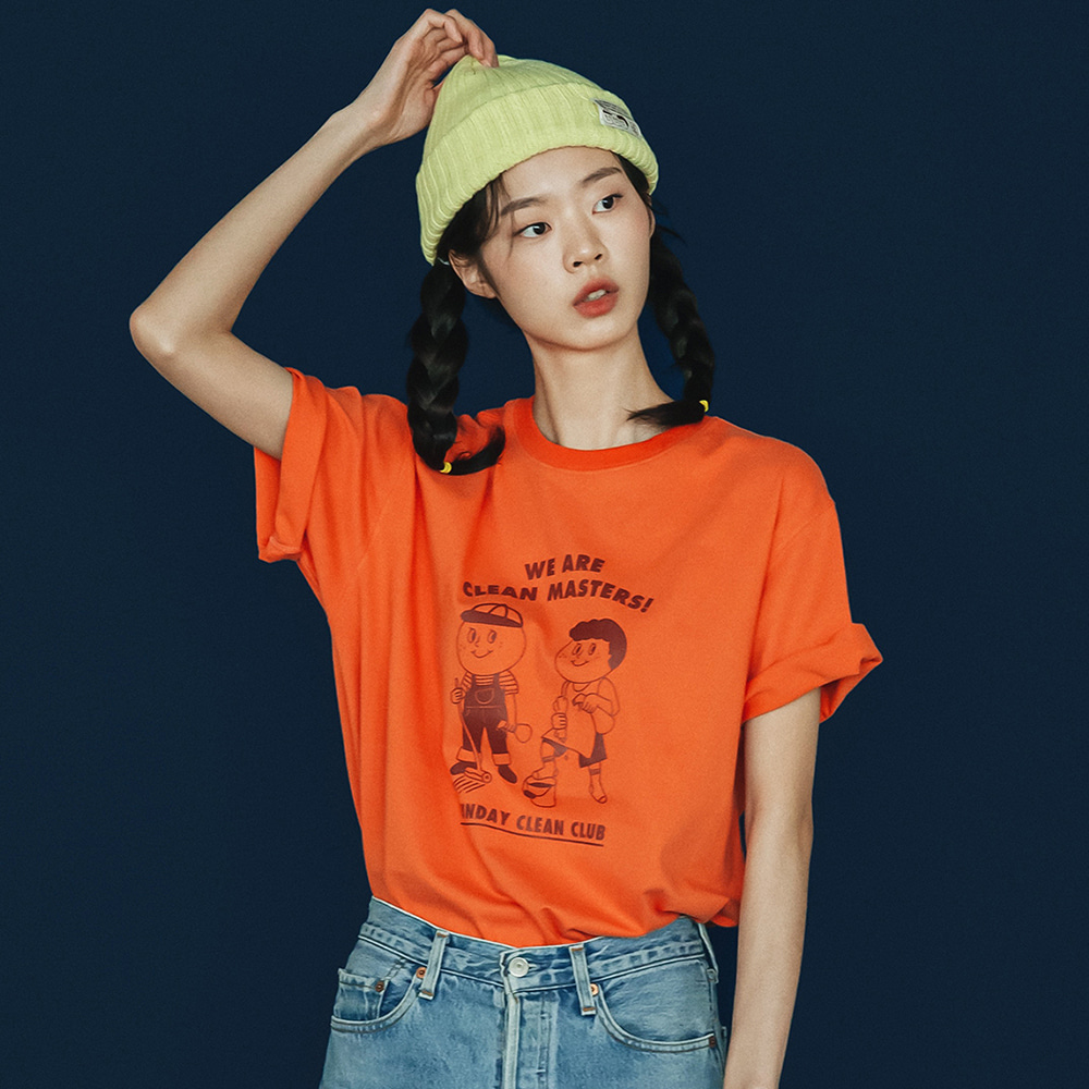 [Apparel] O,LD! T-shirts_Clean club